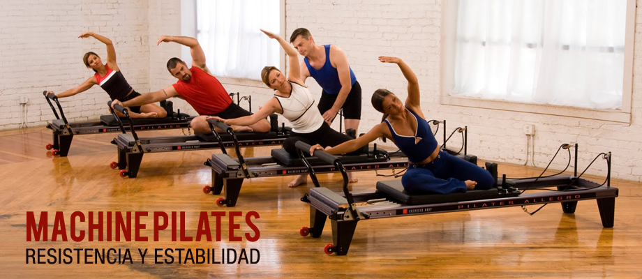 Machine Pilates